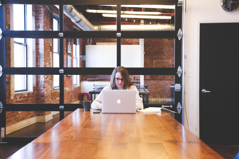 Girl working hard 3
