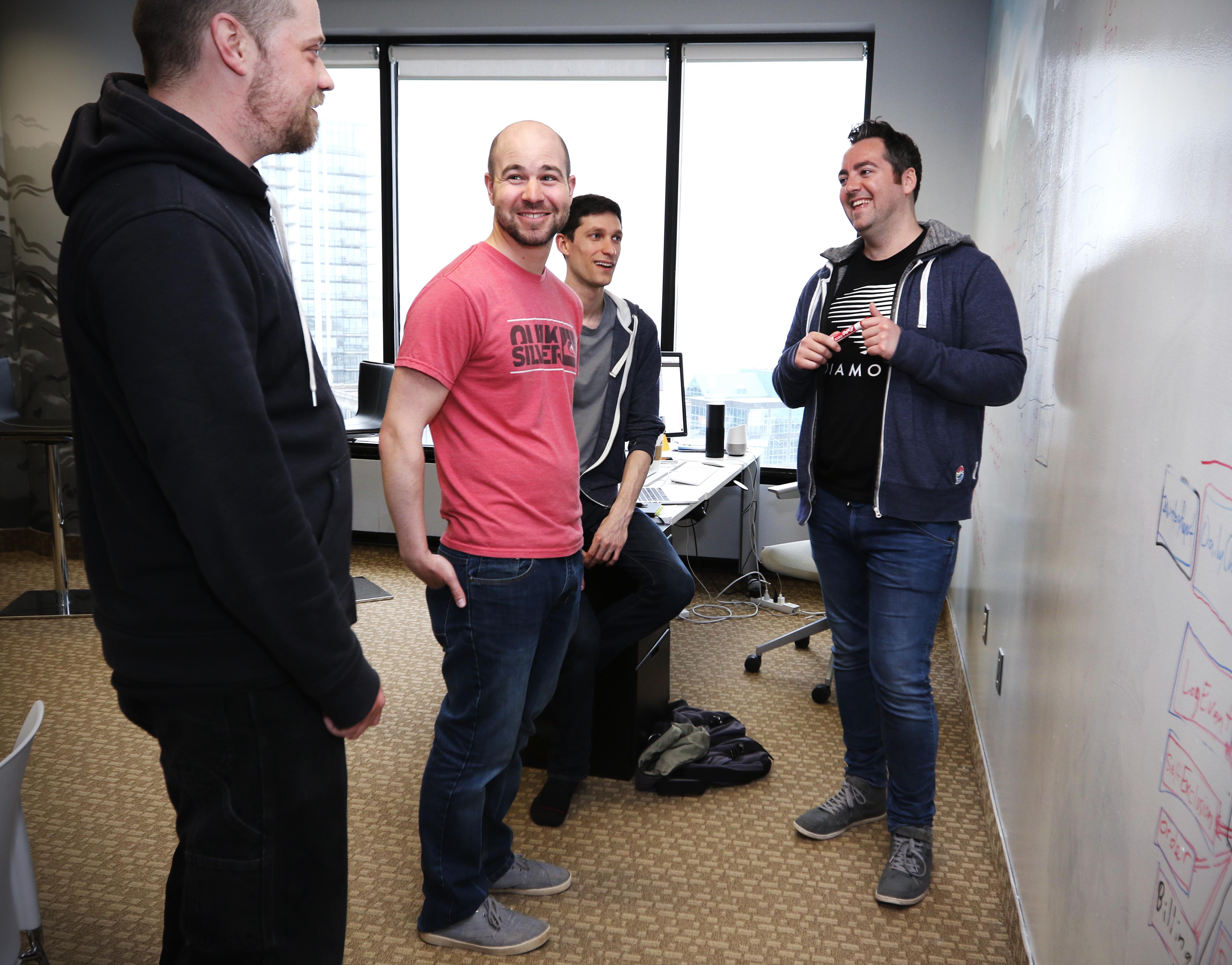 ALC Team Collaborate