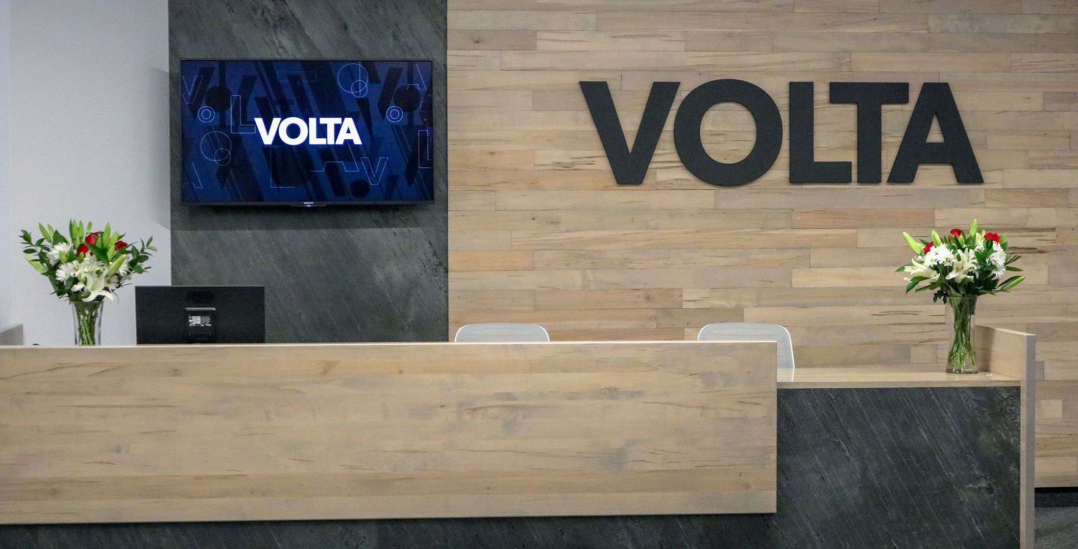 volta triples in size